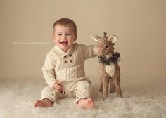 Holiday sessions with Milk & Honey Photography