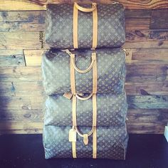 Travel in style this holiday season!! Shop all handbags, shoes & accessories on www.mymoshposh.com! #travelinstyle #louisvuitton #louisvuittonluggage #holidaytravel #fashion #luxury #trendy #bagsofTPF  #moshposhfinds #mymoshposh #designerconsignment