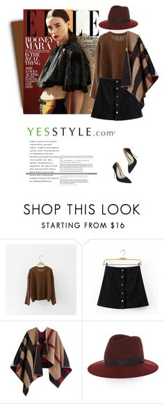 """YESSTYLE.com"" by monmondefou ❤ liked on Polyvore featuring Jolly Club, Burberry, rag & bone, DaBaGirl and yesstyle"
