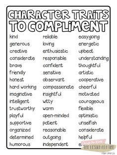 Valentine's Day Class Compliments - BlairTurner.com