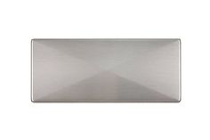 Stainless Steel Tile Backsplash | Modern Metal Tiles | Contemporary Kitchen Design | 3D Subway Tiles | Shop at Stainless Steel Tile Inc