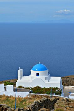 """The top things to do on Serifos - an """"undiscovered"""" Greek island - revolve around appreciating its wild landscape, stunning beaches and authentic Cycladic island atmosphere. Travel Europe, Greece Travel, Places In Greece, Greece Islands, Cathedrals, Countryside, Things To Do, Beautiful Places, Fishing"""