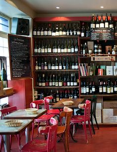 A guide to the best wine bars in Paris.