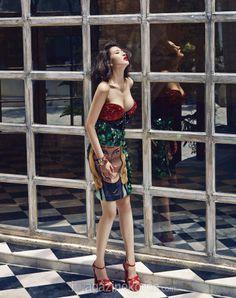 2014.06, Harper's Bazaar, Choi Ah Ra