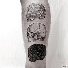 #oozy_tattoo