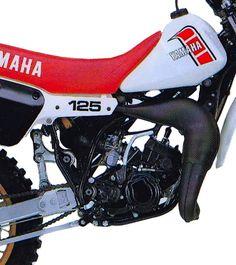 GP's Classic Steel #109: 1982 YZ125J | PulpMX