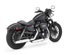 Harley Davidson Dark Custom Iron 883
