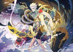 Manga Art, Anime Art, Japanese Drawings, Anime Neko, Anime Angel, Character Design Inspiration, Pretty Art, Aesthetic Art, Anime Love