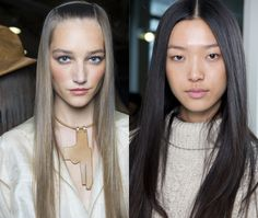 10 Best: spring/summer 2014 hair trends - Telegraph   Poker straight