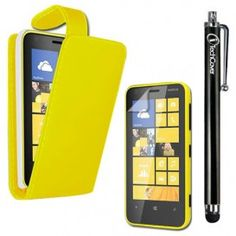 The Value Nokia Lumia 620 Accessory Pack (3) - Yellow