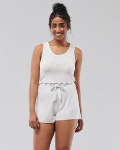 Girls Staycation Mode Sets | Hollister Co. Gilly Hicks, Staycation, Crop Tank, Hollister, Rompers, Girls, Dresses, Fashion, Toddler Girls