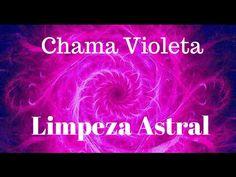 [C V C] ATIVAÇÃO DA CHAMA VIOLETA #Limpeza Astral