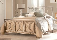 metal bed - Google Search