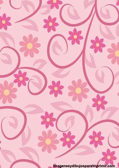 Papel rosa para imprimir