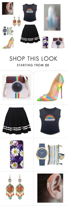 """Lydia 4"" by eliana-zennaro on Polyvore featuring moda, Mixit e WithChic"