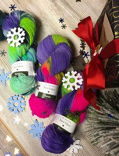 Winter Wonder Yarns! Knitting Kits, Winter Wonder, Yarn Colors, Yarns, Mittens, Sheep, Irish, Wool, Pattern