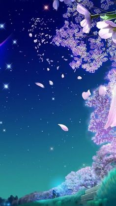 Most Good Looking Anime Wallpaper IPhone Scenery Ideas Flowers Wallpaper Iphone Backgrounds Cherry Blossoms Best Flower Wallpaper, Anime Scenery Wallpaper, Nature Wallpaper, Wallpaper Backgrounds, Iphone Backgrounds, Glitter Wallpaper Iphone, Galaxy Wallpaper, Cherry Blossom Wallpaper Iphone, Anime Cherry Blossom