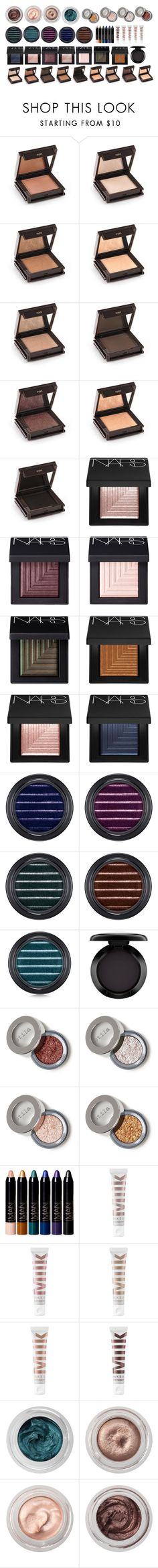 """""""Untitled #18"""" by katiasitems on Polyvore featuring Jouer, NARS Cosmetics, MAC Cosmetics, Iman, MILK MAKEUP and Charlotte Tilbury"""