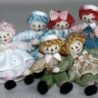 Rageddy dolls