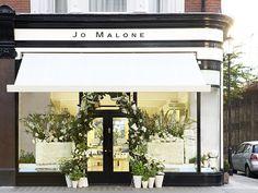 Jo Malone London, Sloane Street Boutique My favorite location!