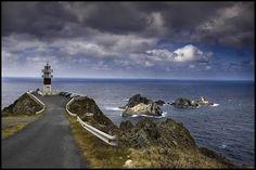 Cabo Ortegal. Cariño. (A Coruña) Galicia. Spain.