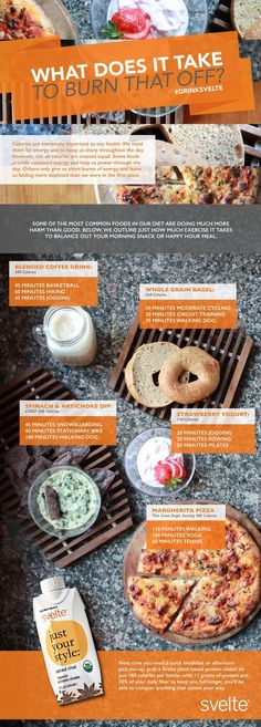 Some of our favorite snacks are wrecking our healthy eating habits, without us knowing it. Check out just how hard you'll have to work to burn off these treats! #healthy #eatclean #weightloss