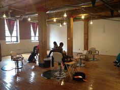 Same location. New Space  227 Iron St, Suite #133   #NaturalHair, #AfricanAmericanHair, #TeamNatural, #Braidis, #School, #Everettes  www.everettes.com