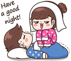 ⚡ come on Lets go rest Baby. To stop us from loving each other 😚. Good night and sweet dreams BABYGIRL. A sweet good nightkiss on the forehead) 🌩️ Cute Chibi Couple, Love Cartoon Couple, Cute Couple Art, Cute Cartoon Girl, Cute Love Stories, Cute Love Gif, Cute Love Pictures, Cute Cartoon Pictures, Cute Cartoon Drawings
