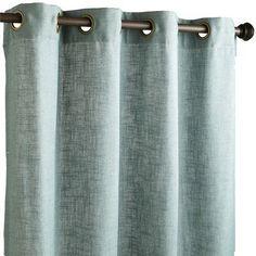 Drapery,  Blythe Curtain - Smoke Blue