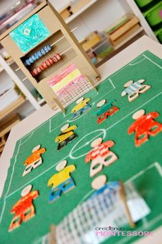 KIT DIDONGO JUNIO - UN MUNDIAL EN CASA!! - Creciendo con Montessori