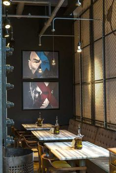 Pizzeria at Everyman, Leeds by Fusion Design and Architecture