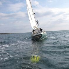 Sailing without a Rudder