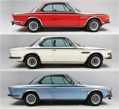 BMW 3.0CSL Coupes