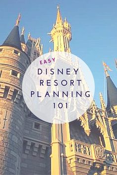 Disney World Tips | Easy Disney World Tips | Trip and Resort Planning 101 - the basics you NEED to know! | Where to stay, deals, the Dining Plan, crowds, tickets and more!