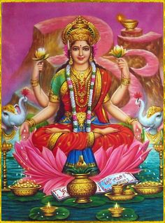 168 Best LAKSHMI images in 2019 | Goddess lakshmi, Hindus, Deities