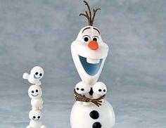 Disney Olaf, Kawaii Disney, Fimo Disney, Frozen Wallpaper, Disney Phone Wallpaper, Frozen Film, Olaf Frozen, Cute Polymer Clay, Cute Clay