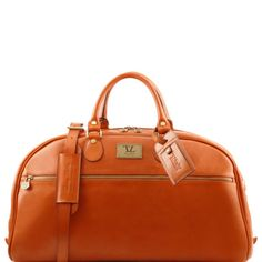 TL Voyager - Travel leather bag- Small size Honey Large Bags 9297b0f2a530c