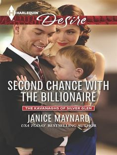 Cover of Second Chance with the Billionaire