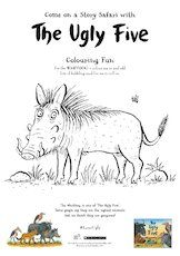The ugly five warthog colouring page 1657658