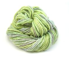 Handspun Corespun Arty Yarn Super Bulky Weight by TheSavvyStitch