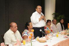 Se reúne delegado de Semarnat con líderes artesanos de 13 municipios de Yucatán