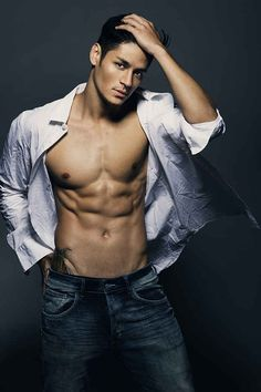 And he's LITERALLY PERFECTION. | Meet Hideo Muraoka, Your New Favorite Male Model