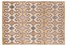 One Kings Lane - Spiced-Up Style - Cormac Rug, Gold