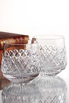 Waterford Monique Lhuillier Arianne Old Fashioned Pair