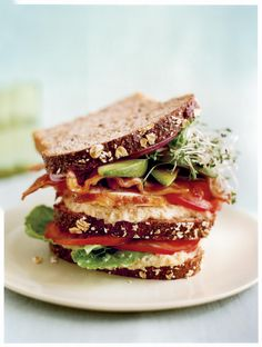 The Hudson Valley Club Sandwich Recipe