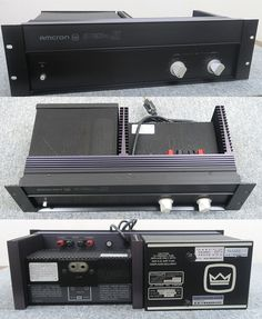 Amcron D-150A Series II Power Amp