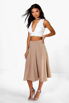 Classic Full Circle Skirt