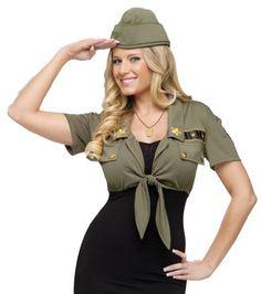 Fun World Sexy Womens Army Halloween Costume Hat + Shrug Jacket S/M Fun World Costumes,http://www.amazon.com/dp/B0087JD2VK/ref=cm_sw_r_pi_dp_utkosb0YZRFVPQTA