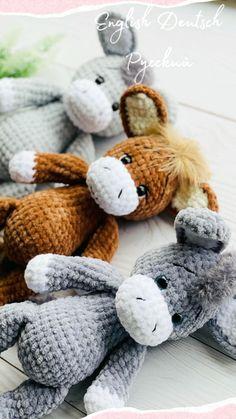Crochet Zebra Pattern, Plush Pattern, Crochet Patterns Amigurumi, Handmade Ideas, Handmade Toys, Handmade Crafts, Cute Crochet, Crochet For Kids, Crochet Ideas