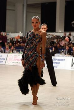 vesa dance dress